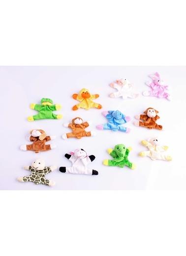4'lü Magnet Parmak Kukla Seti-Learning Toys